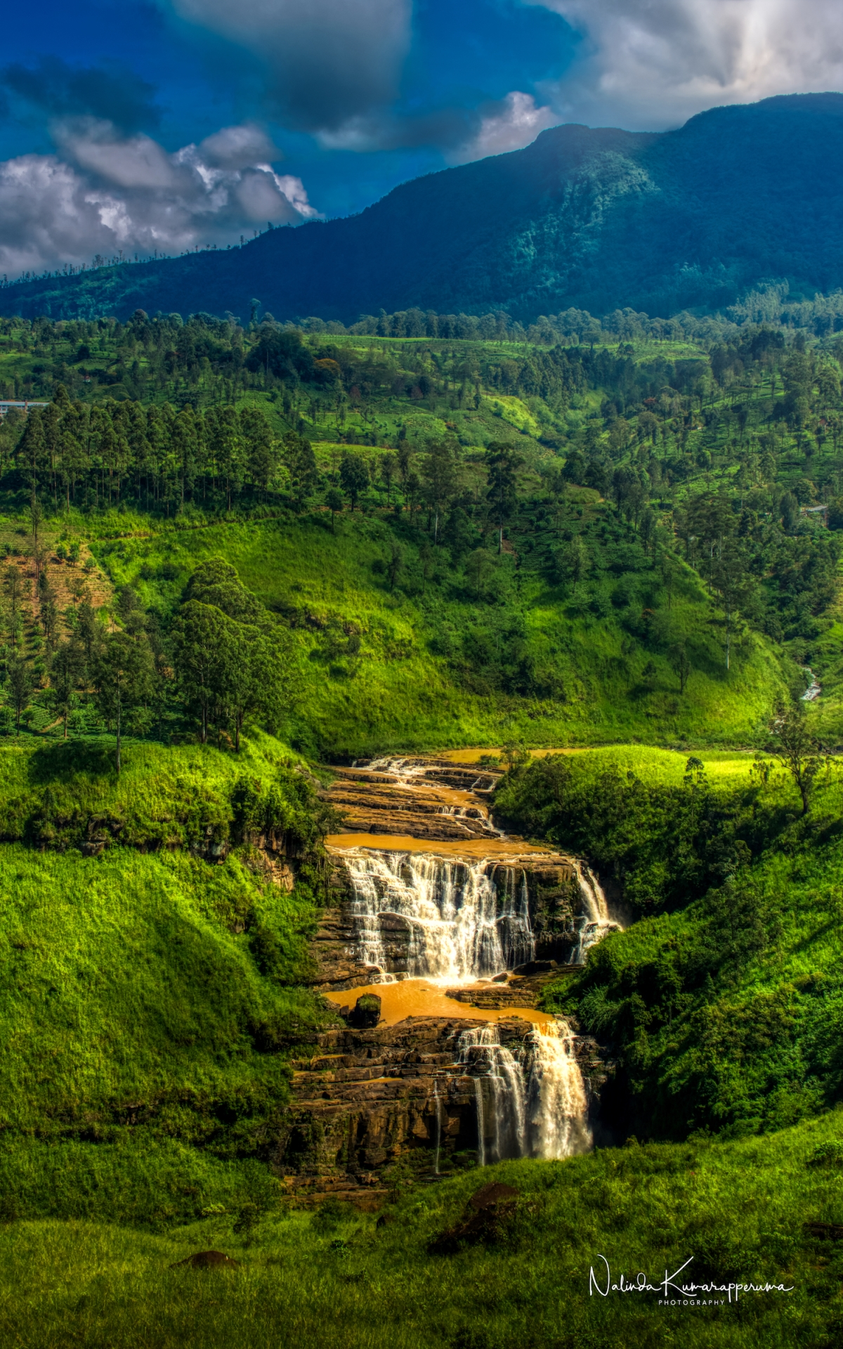 Little Niagara of Sri Lanka